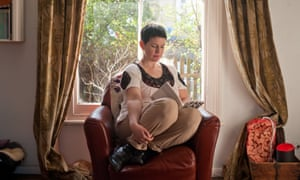 'I like reading stories that give you a huge wallop': Sarah Hall at home in Norwich