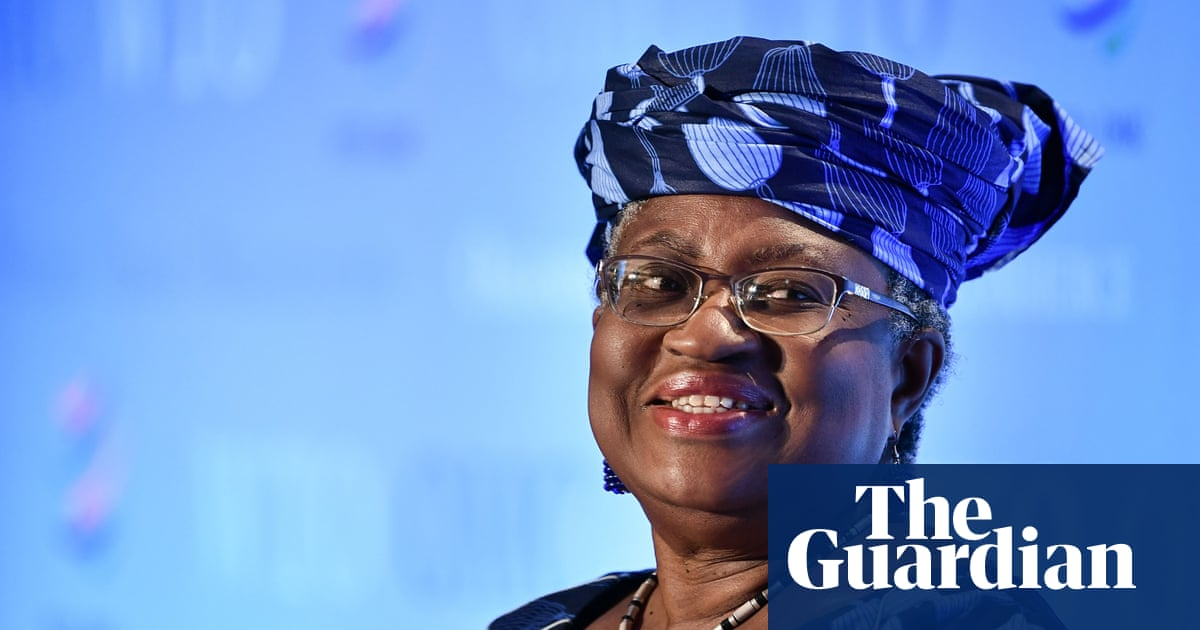 'It can't be business as usual': the Nigerian frontrunner to be next WTO head