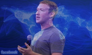 Facebook chairman, CEO and co-founder Mark Zuckerberg speaks during a press conference.