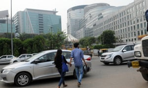 Gurgaon, south of Delhi