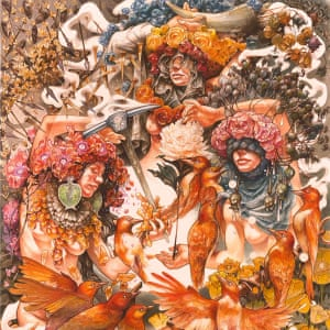 Baroness: Gold & Grey album artwork