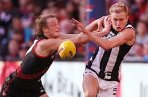 AFL Anzac Day match, Essendon v Collingwood