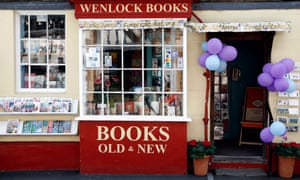 Wenlock Books will have a hygge theme with cake and warm blankets.