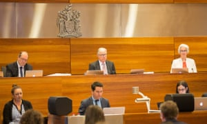 A royal commission hearing into the Catholic archdiocese of Melbourne
