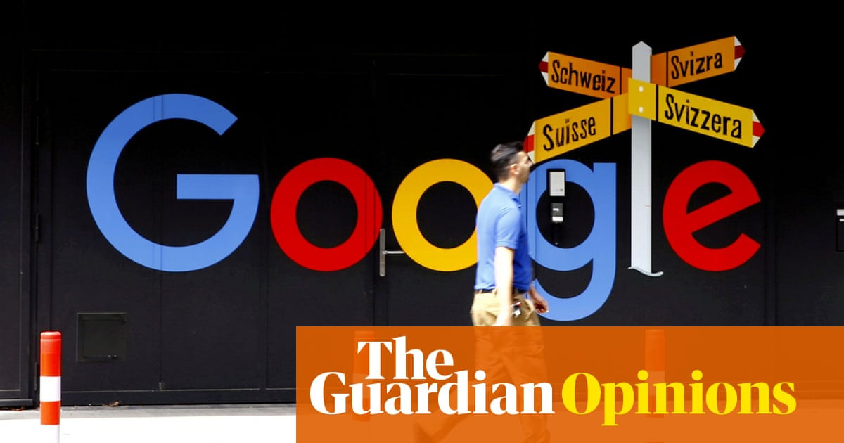 Google's delay in fighting online scammers is cause for shame