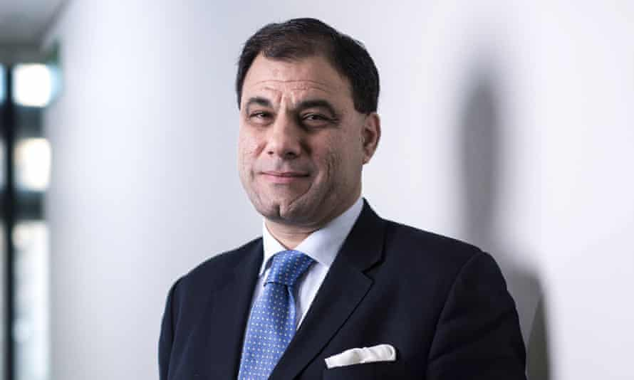 Lord Bilimoria, the founder of Cobra beer