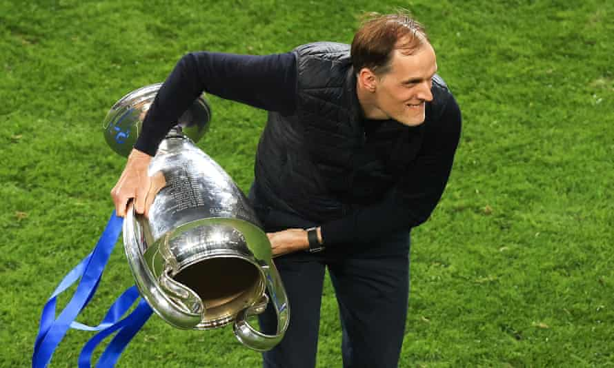 Chelsea extend Tuchel's contract and trigger extra year for Olivier Giroud    Chelsea   The Guardian