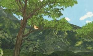 Songbird - travel to a Hawaiian island