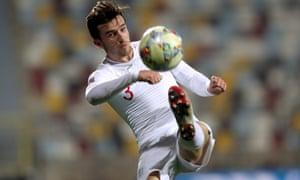 Ben Chilwell impressed at left-back for England