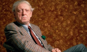 Anthony Burgess in 1989.