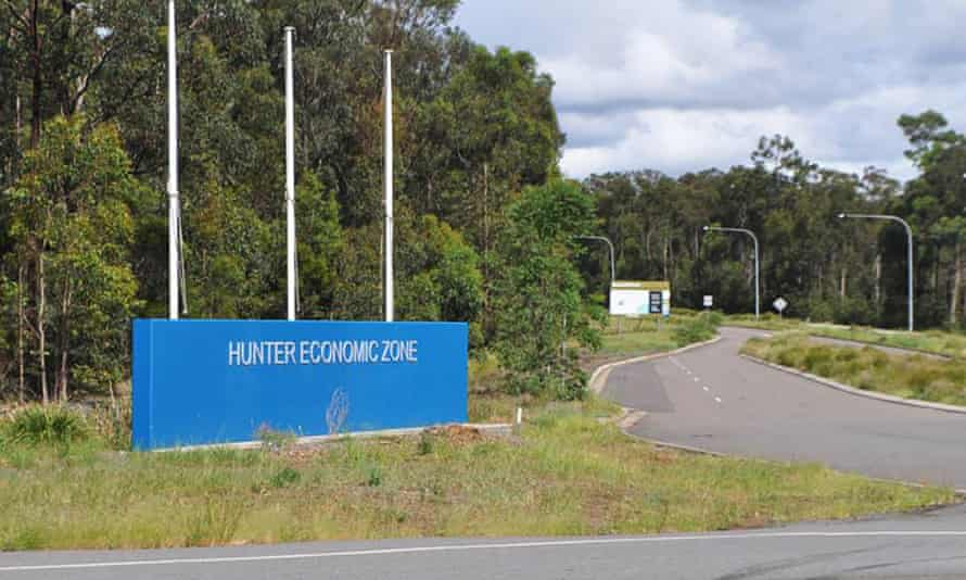 Hunter economic zone
