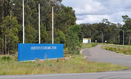 Deal signed for huge coal-fired power plants in Hunter Valley, Hong Kong firm says