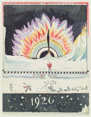 From the north pole to middle earth tolkiens christmas letters the letter from 1926 spiritdancerdesigns Gallery