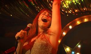 A vitamin boost in every scene … Jessie Buckley in Wild Rose.