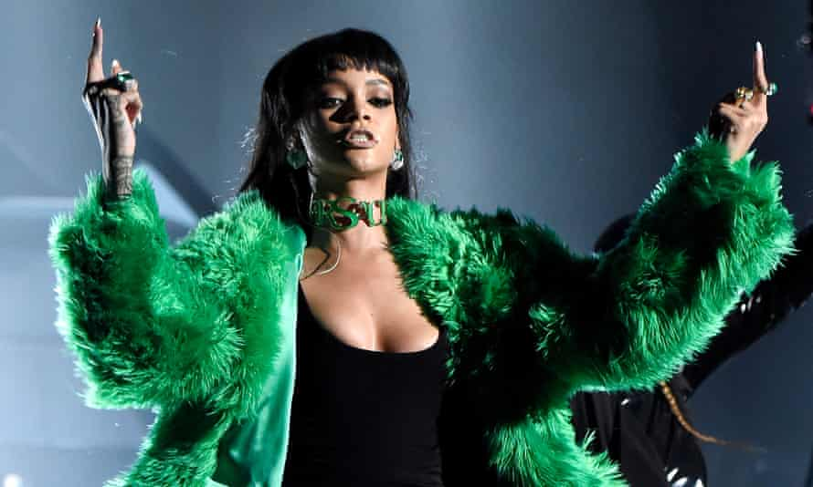 Rihanna … Back without a banger.