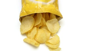 Crisps … on their way out?