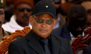 Debretsion Gebremichael, Tigray's president, has described the Ethiopian government's actions as an invasion.