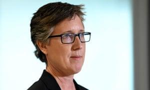 ACTU national secretary Sally McManus