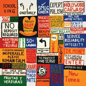 Special Sauce, acrylic on canvas, 2003 by Stanley Donwood