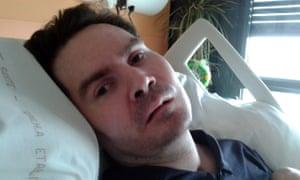 Vincent Lambert, a quadriplegic man on artificial life support in Reims