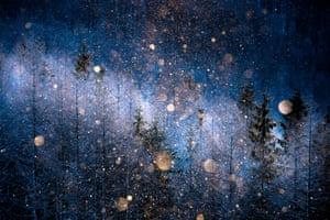 Nature category, open shortlist – Diamond-dust.
