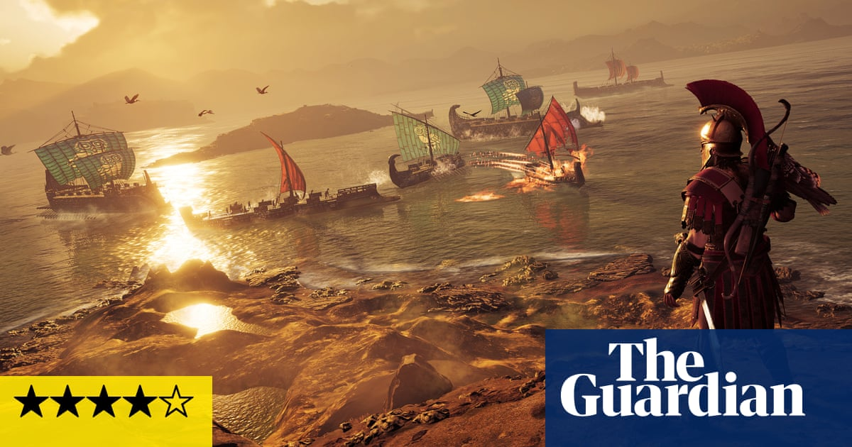 45cff35773 Assassin s Creed Odyssey review – an epic journey through ancient Greece