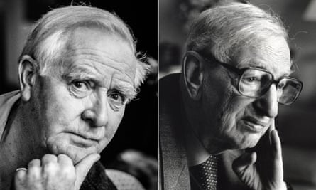 John le Carré and Eric Hobsbawm