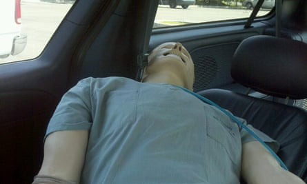 Don't forget about me: a mannequin left in a car bought by We Buy Any Car