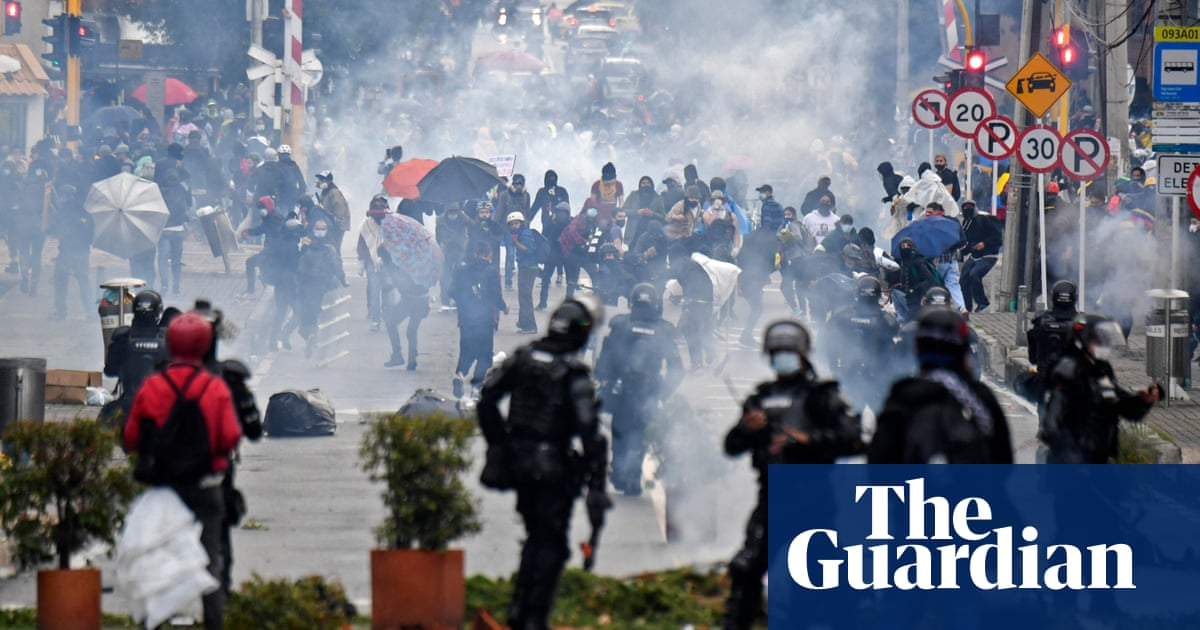 Colombia protests: what is driving the deadly unrest? – video report