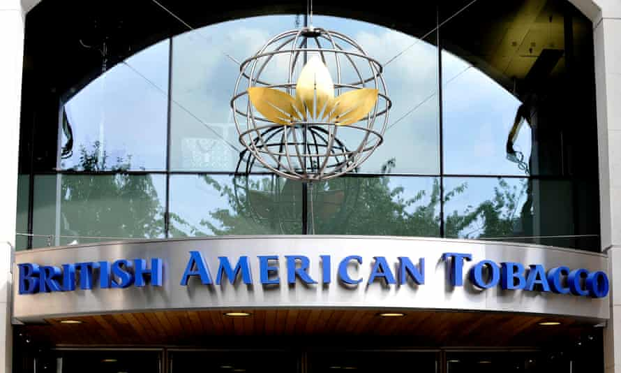 British American Tobacco has maintained its marketing is targeted at adult smokers.