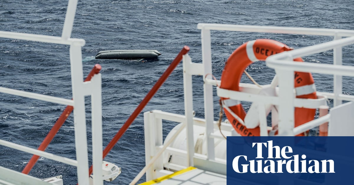 More than 100 asylum seekers feared dead after shipwreck off Libya
