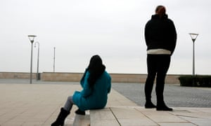 Two of the women who have had their chidren taken into care in Hull
