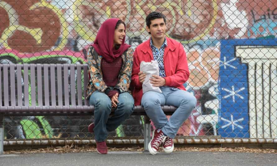 Osamah Sami as Ali and Helana Sawires as Dianne