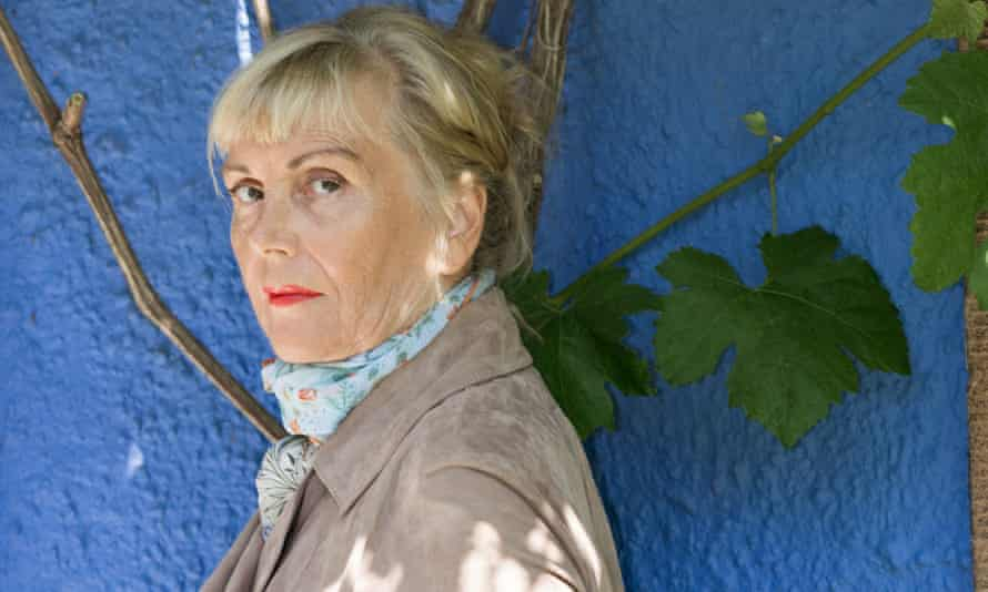 Kate Atkinson: 'salutes and mocks the spy genre'