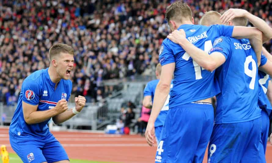 'This age group is really good, and probably one of the best Iceland has ever had.'