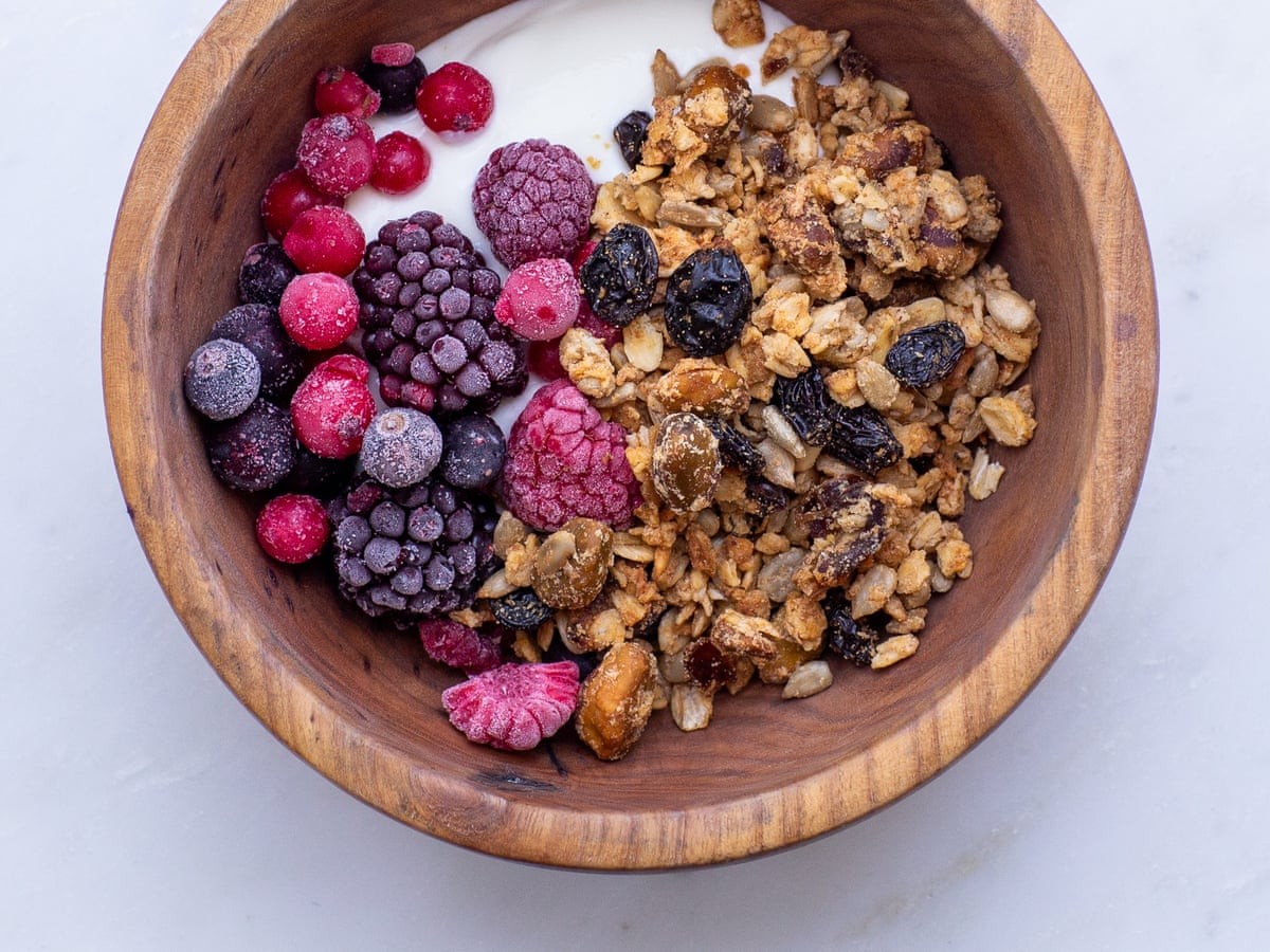 Tom Hunt S No Waste Nut And Seed Pulp Granola Recipe Food The Guardian