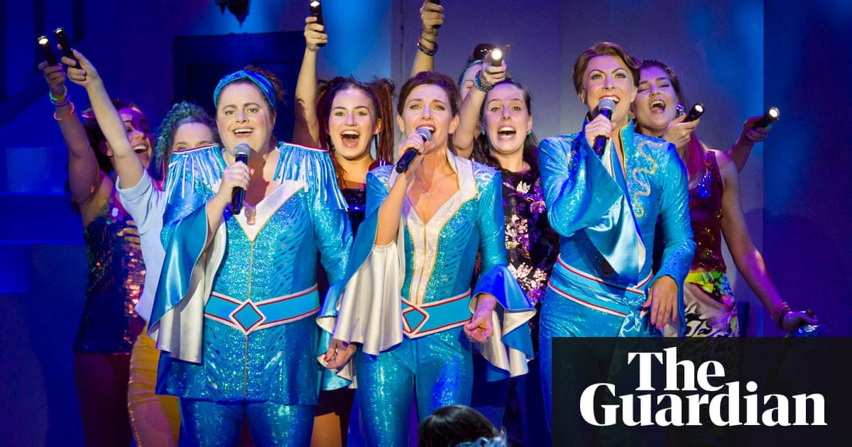 Mamma Mia! review – thank Abba for the music (and leave your cynicism at home)