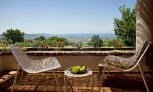 Borgo la Pietraia guesthouse, Campania, Italy