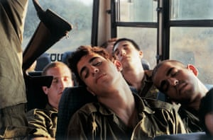 Untitled, from the series Soldiers, 1999.