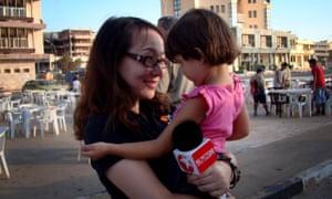 Yuan Wenyi in Benghazi, Libya.