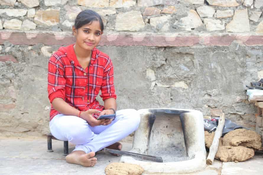 Rajasthan Rising leader Priyanka Bairwa