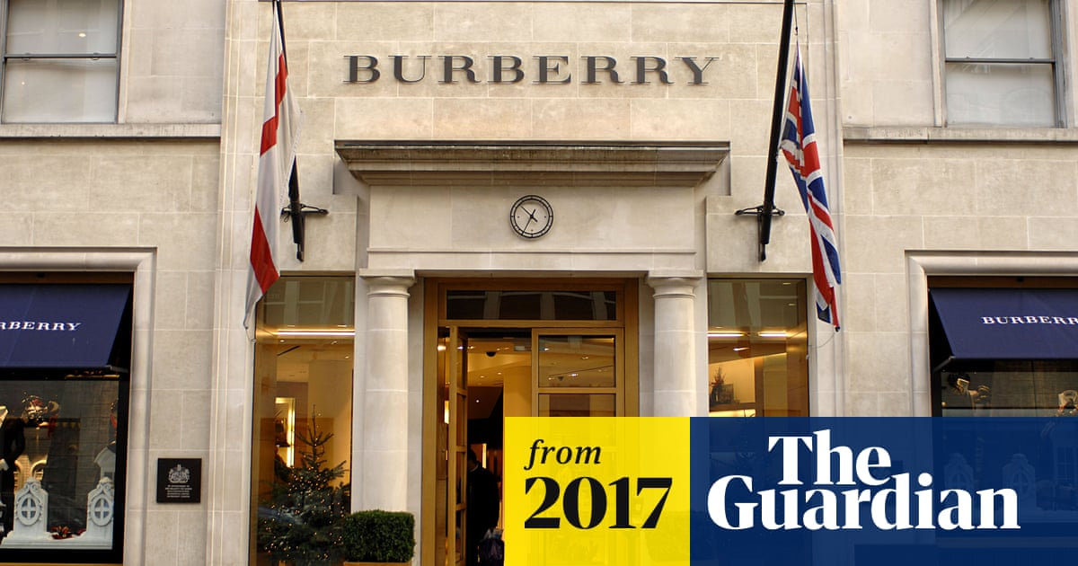 6151bb3cdc51 Burberry sales soar – from £14 nail varnish to £28