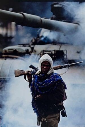 Ethiopia, 30 May 1991. The fall of Addis Ababa