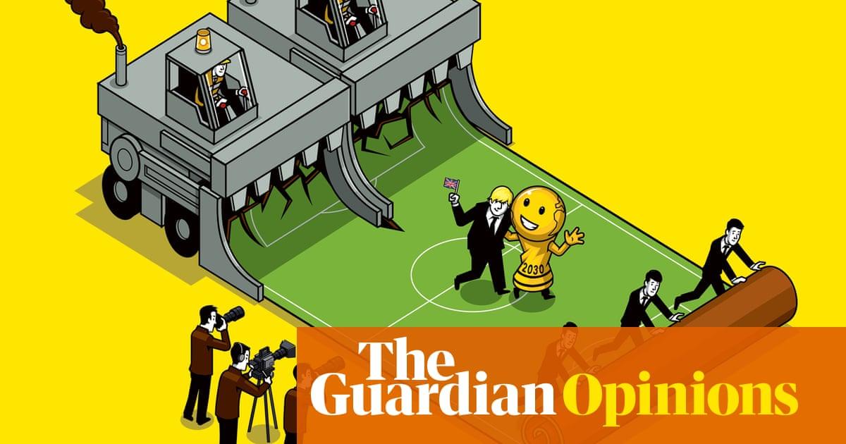 Making political capital from sport comes naturally to boastful Boris Johnson | Richard Williams