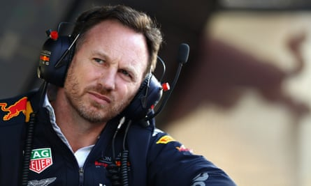 Christian Horner, Red Bull's team principal, is upbeat for the season that starts in Melbourne on Sunday.