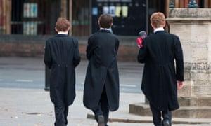 Schoolboys at Eton.