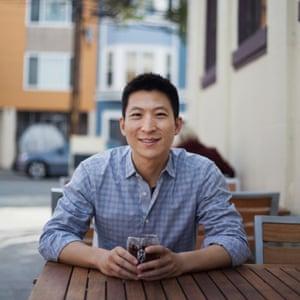 Simon Cheng, founder, Pique Tea.