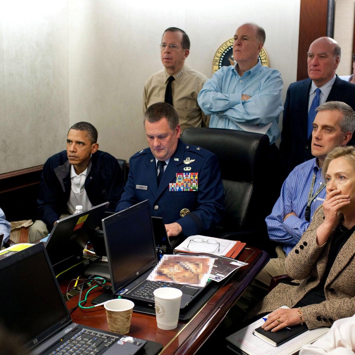 Joe Biden advised against Osama bin Laden raid, Barack Obama writes | Joe Biden | The Guardian