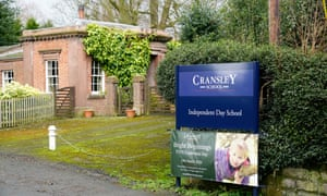 Cransley Independent Day School which has taken the step to close for a week after pupils and staff returned from a skiing trip