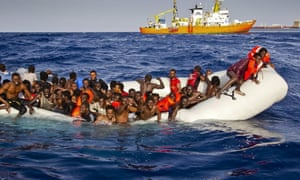 The Aquarius saved tens of thousands of migrants from drowning in the Mediterranean.